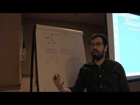Alejandro Serrano: Category Theory Through Functional Programming (part 2/3) - λC 2017