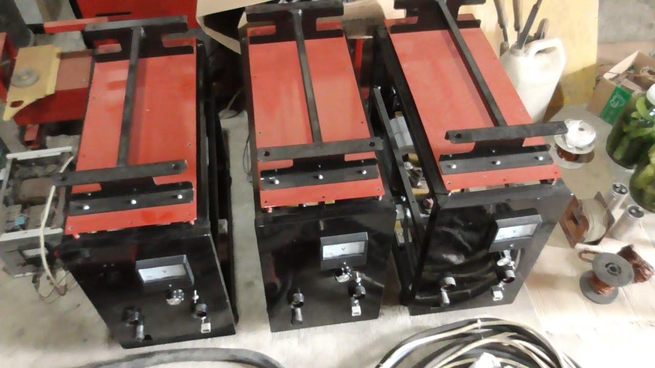Самодельный трансформаторный полуавтомат: струйная дуга
