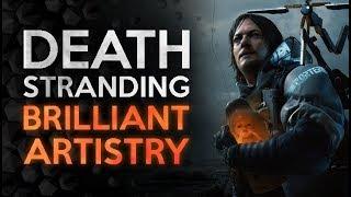 Death Stranding - Brilliantly Artistic