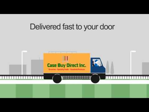 |Online Grocery Shopping| Hamilton Ontario| Free* Delivery | Online Grocery Store| Case Buy Direct |