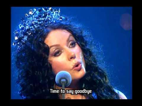 Sarah Brightman - Time To Say Goodbye (subtitulada)