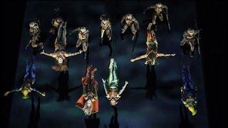 Cirque du Soleil Tragedy Puts Focus on Aerial Acts