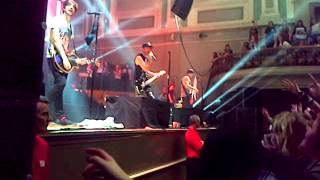 All Time Low - Reckless And The Brave LIVE @ Ulster Hall - Belfast.