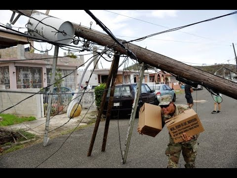 Incredibly Corrupt Puerto Rico 'Whitefish' Contract CANCELLED