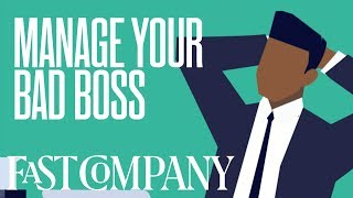 How to Manage Up When You Have a Bad Boss | Fast Company