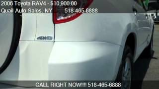 2006 Toyota RAV4 Base I4 4WD - for sale in Albany, NY 12206