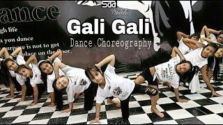 Gali Gali | KGF | Dance Choreography | Saraswati Dance Academy Roorkee & Dehradun