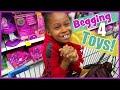 SHOPPING FOR NEW DOLL STUFF | GabbyCam 2 | BlueprintDIY Kids