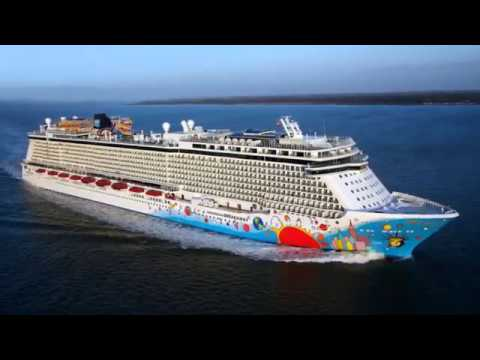 Top Largest Cruise Ships In The World YouTube - Awesome cruise ships