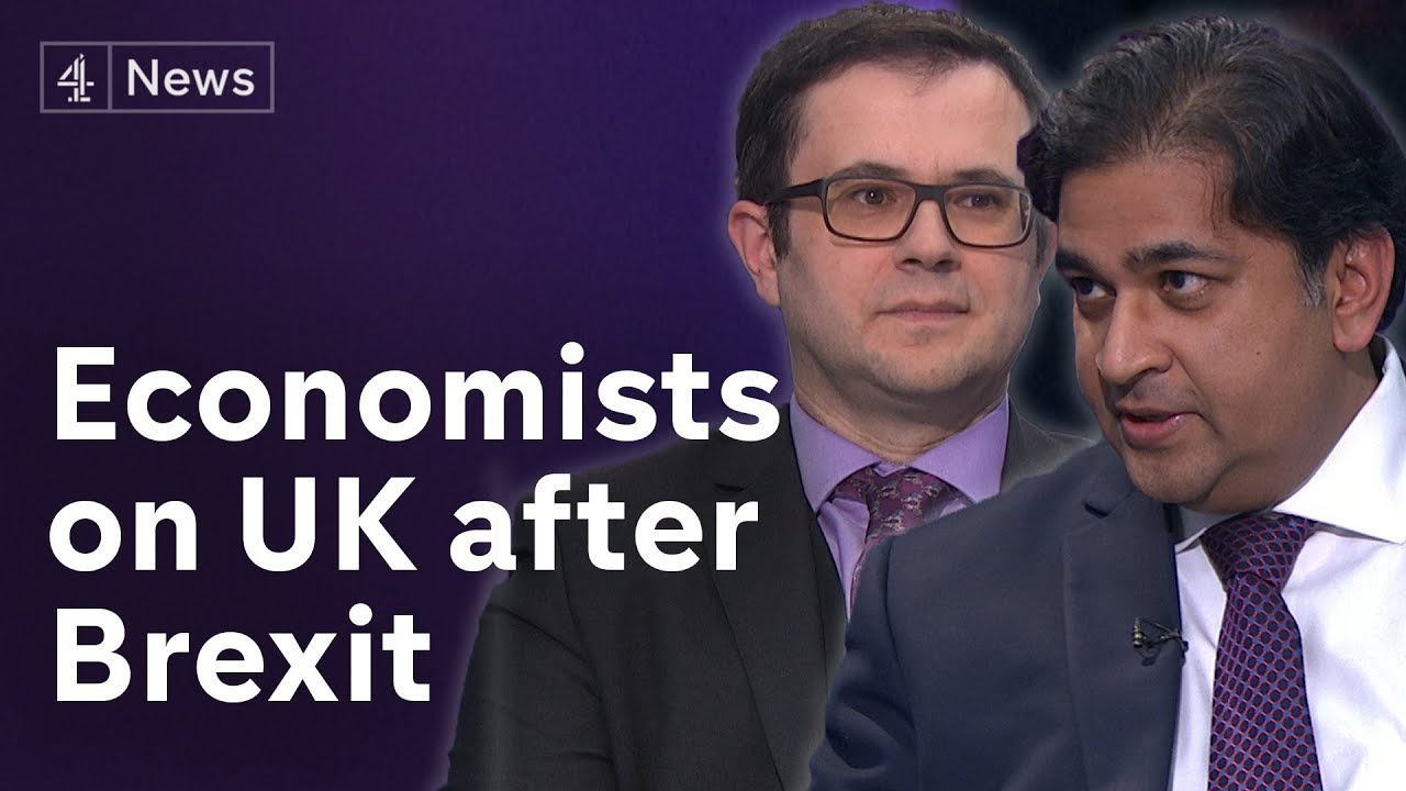Economists on impact of no-deal Brexit