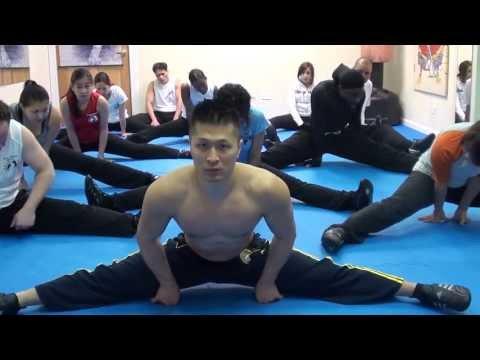 FMK Total Body Split Flexibility Training - How to train for splits - Full House