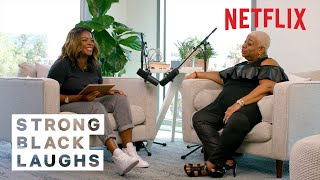 Strong Black Laughs: The Luenell Interview