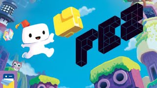FEZ Pocket Edition: iOS iPad Gameplay Walkthrough Part 1 (by Polytron)