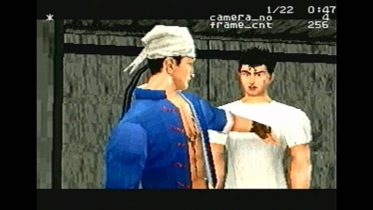 Shenmue Saturn Version Best Quality Hd Youtube