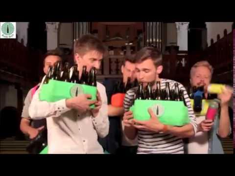 """""""Billie Jean"""" avec des bouteilles"""