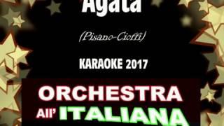 Agata vers.Karaoke 2017