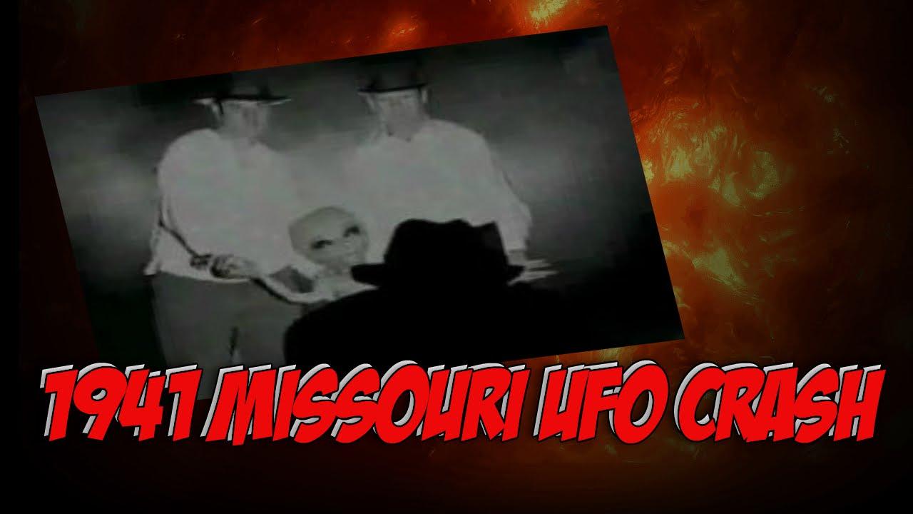 Ufo Crash In Missouri - YouTube