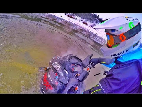 We SUNK My SKI DOO! | Mark Freeman #408