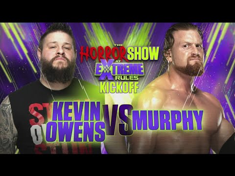 Kevin Owens Vs Murphy - WWE Extreme Rules Kickoff 2020 (En Español)