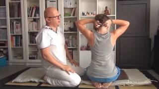Protocole d'auto-massage pour soulager les tensions cervicales