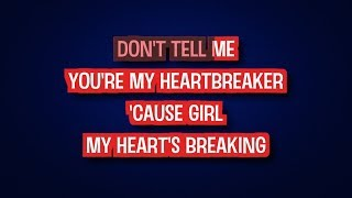 Heartbreaker - Justin Bieber | Karaoke LYRICS Mp3