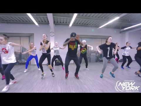 JIFF DI BOSSMAN 02/02/2017 | New York Dance Studio HD