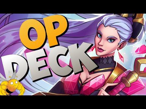 Paladins Pro | Season 3 OP Deck Guide Inara