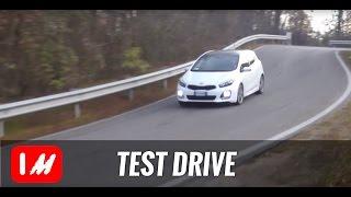 Kia Cee'd GT Line 2015: il Test Drive