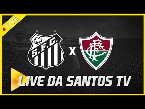 AO VIVO: SANTOS 2 X 1 FLUMINENSE | PRÉ-JOGO E NARRAÇÃO | BRASILEIRÃO (02/05/19)