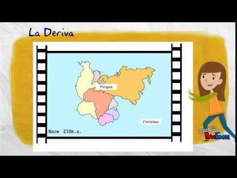 Tectónica De Placas Y Deriva De Los Continentes