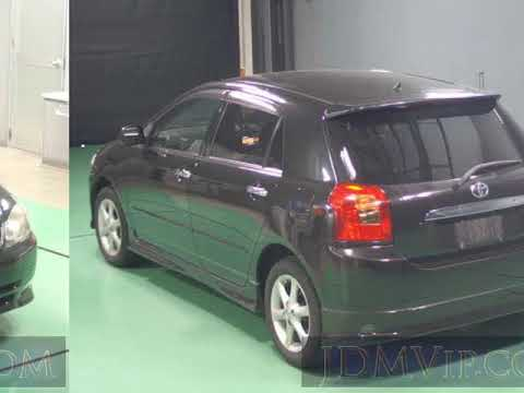 2001 TOYOTA ALLEX RS180_S ZZE123