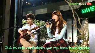 AKMU - Don´t cross your legs  PLAY IN CAFE (Sub Español)