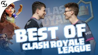 BEST OF CLASH ROYALE WEST SPLIT | PLAYERS COMMENT BEST MOMENTS