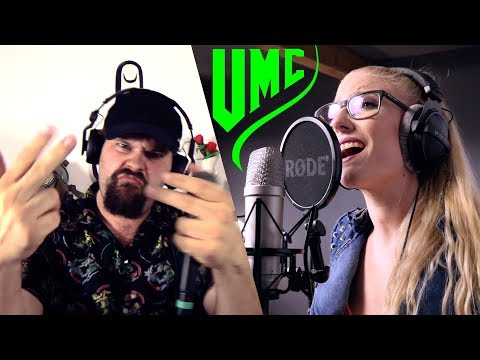 Fugees - Ready or Not (HD) [Metal Cover by UMC] feat. Anna-Lena Breunig and Luis Baltes