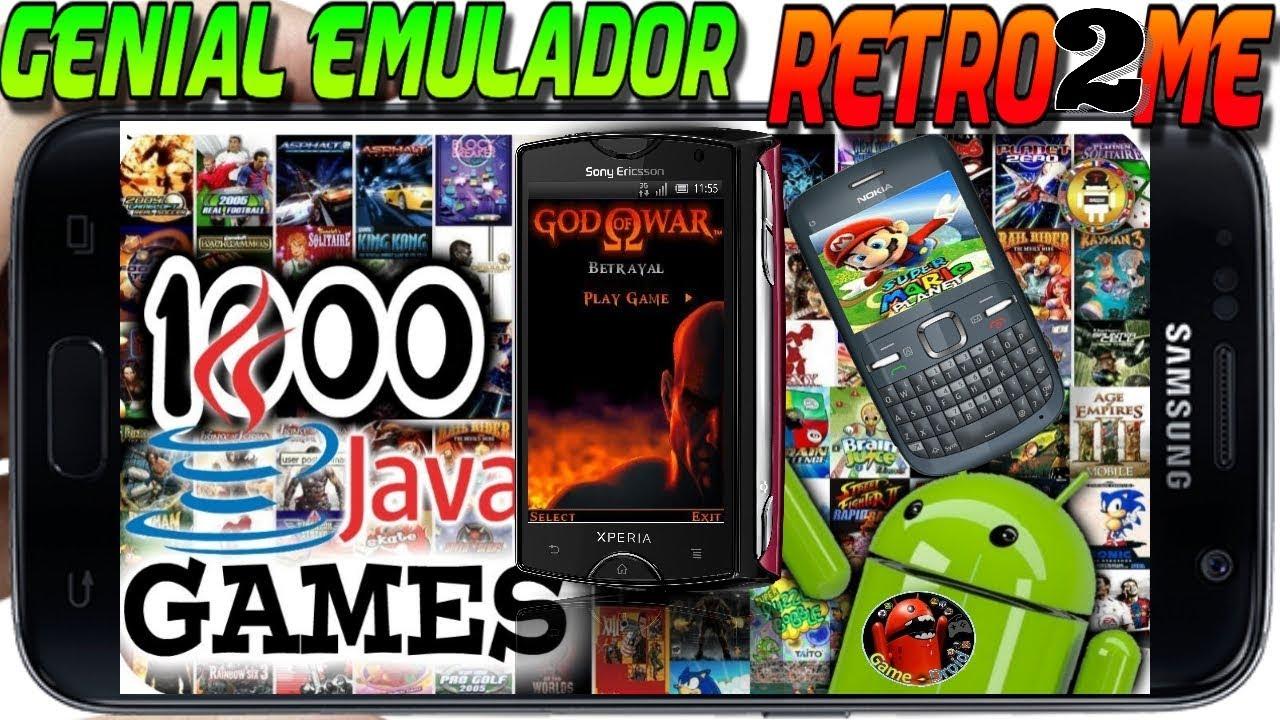Download Genial Emulador Retro2ME Java 1000 Juegos para Android
