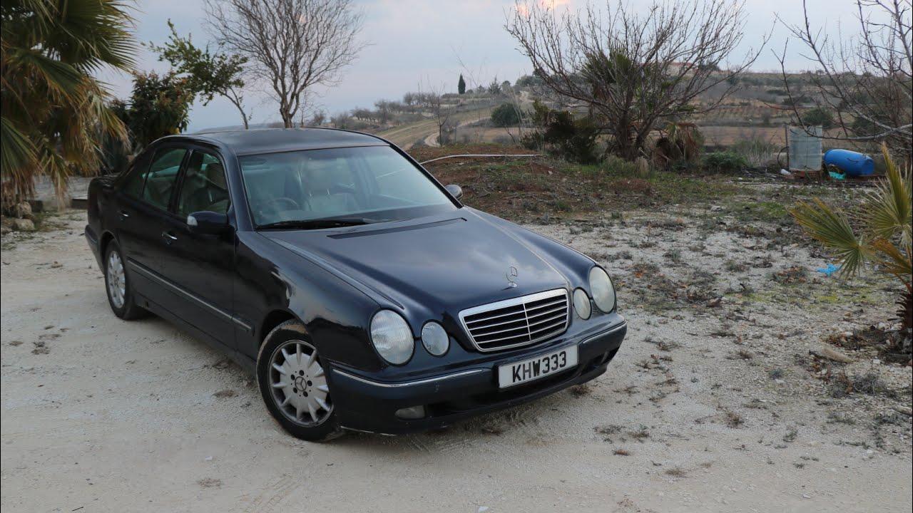 2002 w210 mercedes benz e class e200 kompressor elegance for Mercedes benz 2002 e class