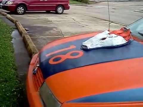 Peyton Manning Denver Broncos Car