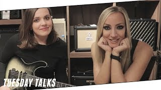 Baixar NITA STRAUSS ON HER SIGNATURE GUITAR [Tuesday Talks Ep. 67]