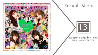 SILENT SIREN - Happy Song for You ( 31313 )