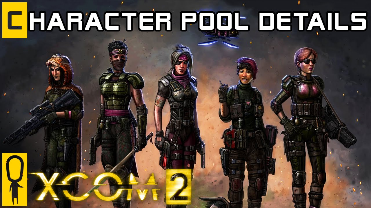 Xcom 2 how does the character pool work importing for Portent xcom not now