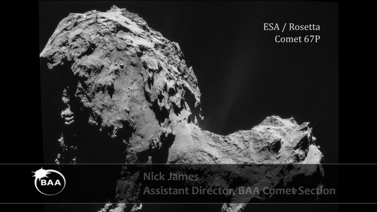 British Astronomical Association - New Scientist Live 2020