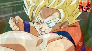 Goku sfida per la prima volta zamas ( dragon ball super ita episodio 53)