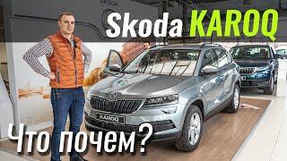 Новый Skoda Karoq 2020: дешевле в Украине