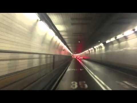 New York City holland tunnel