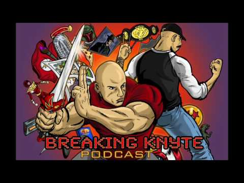 The Breaking Knyte Podcast Episode 28 Writing with Tyler Hansen
