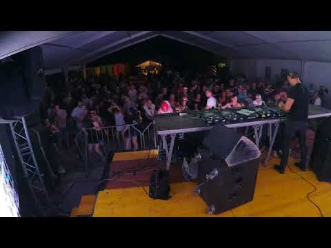 Dj Ogi, Techno Stage, ECO Festival 2018, Slovenia.