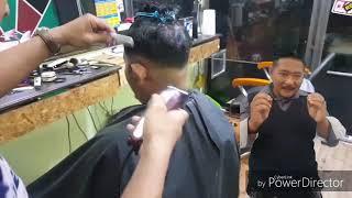 Tutorial 5 asas gunting rambut PAMPODUR 0f8134703d