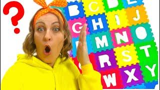ABC alphabet song  nursery rhymes & kids song by Tawaki kids