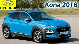 Hyundai Kona 2018 Details Coming To India... All You Need to Know