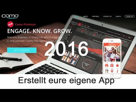 kostenlos eigene app erstellen 2016 youtube. Black Bedroom Furniture Sets. Home Design Ideas
